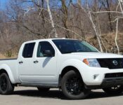 2022 Nissan Frontier Off Road Review Exhaust Lifted