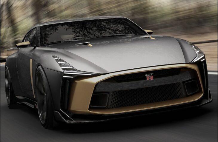 2022 Nissan Gtr Hot Wheels Poster Model