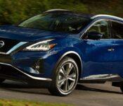 2022 Nissan Murano Concept Redesign Platinum Spy Shots