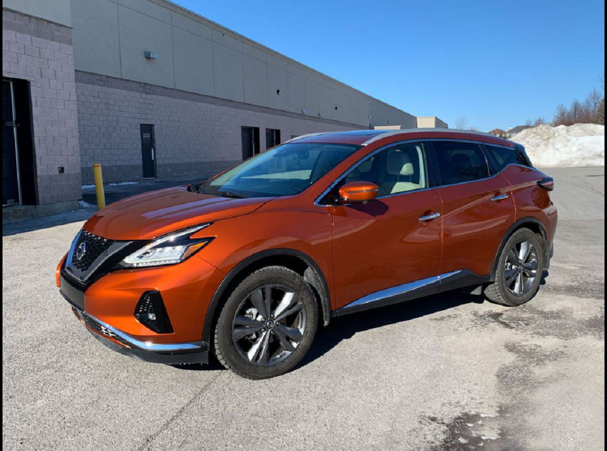 2022 Nissan Murano Forum Used Parts Reviews