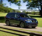 2022 Nissan Pathfinder Suv 4x4 Cvt Mpg Pics Gvwr Towing Capacity Used