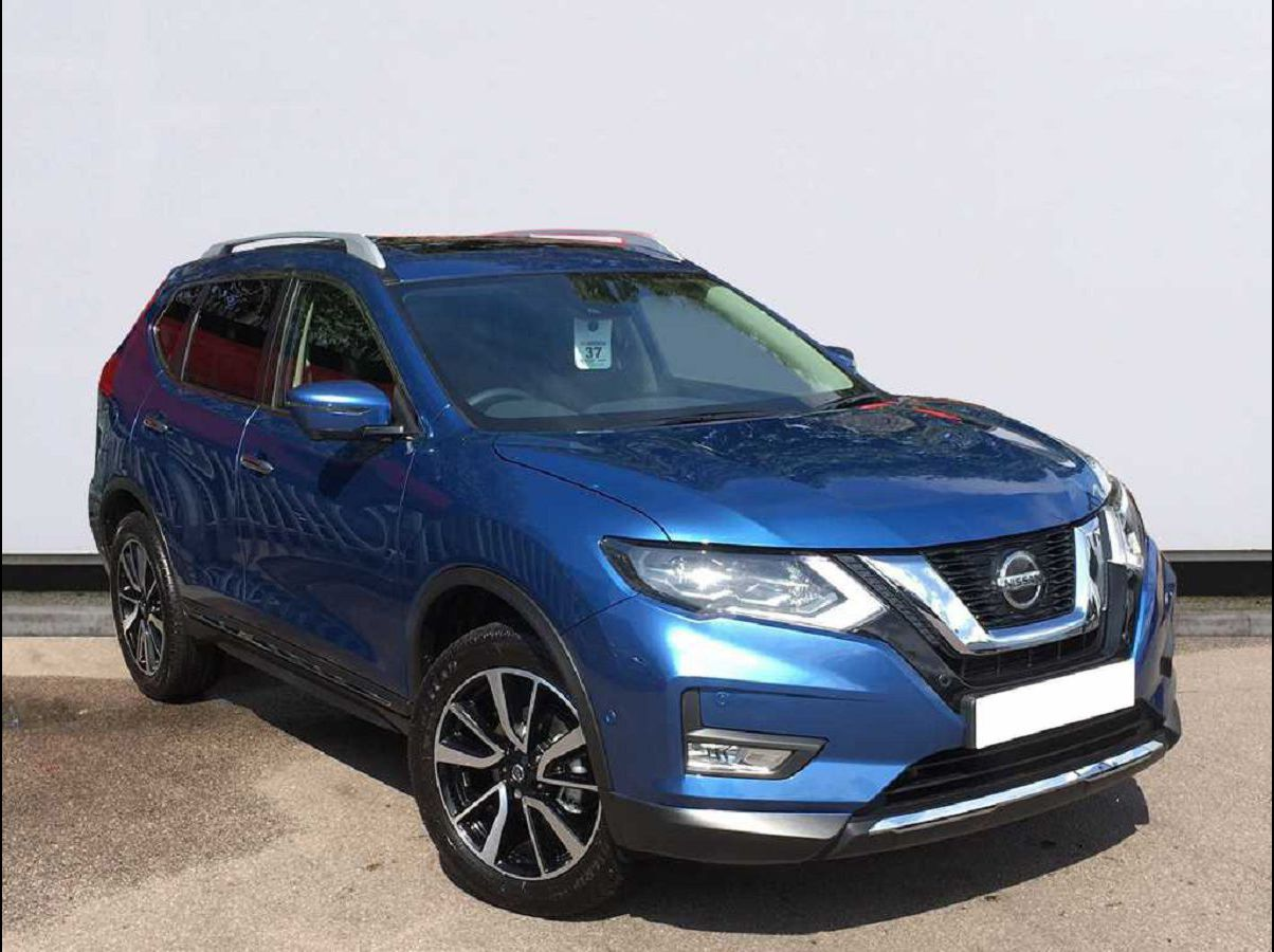 2022 Nissan X Trail Car Cena 4dogs Suv Vs Rogue Images
