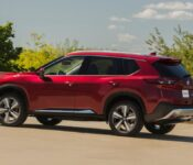 2022 Nissan X Trail Uk 4wd Awd Lkw Mpg T32 Specifications
