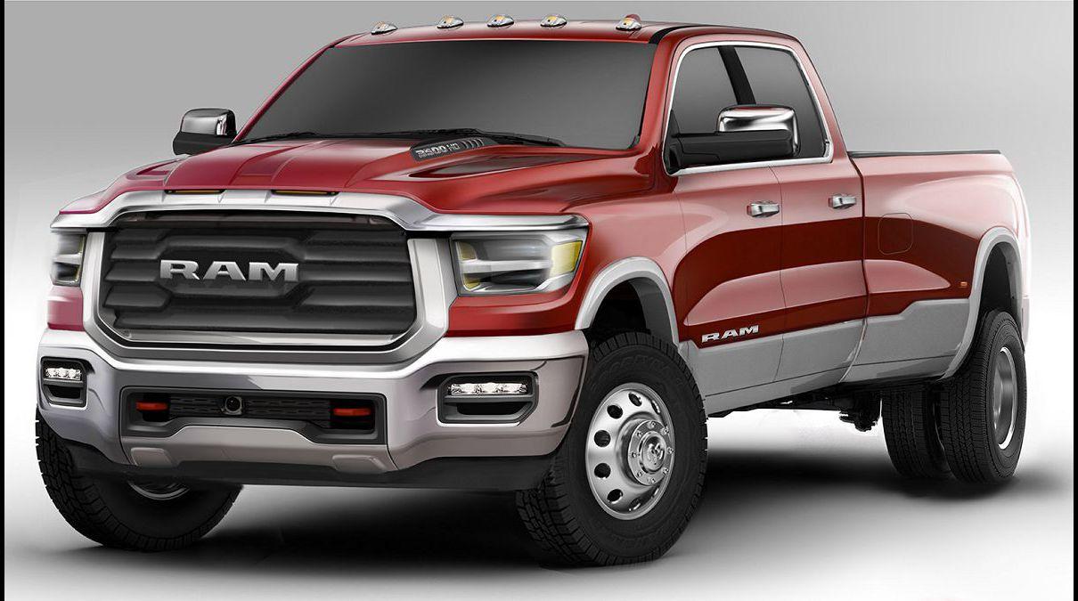 2022 Ram 2500 Wheels And Tires Air Suspension Review Cab Capacity Cummins