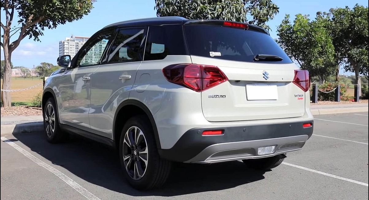 2022 Suzuki Vitara The Philippines 2021 2022 Grand For Sale
