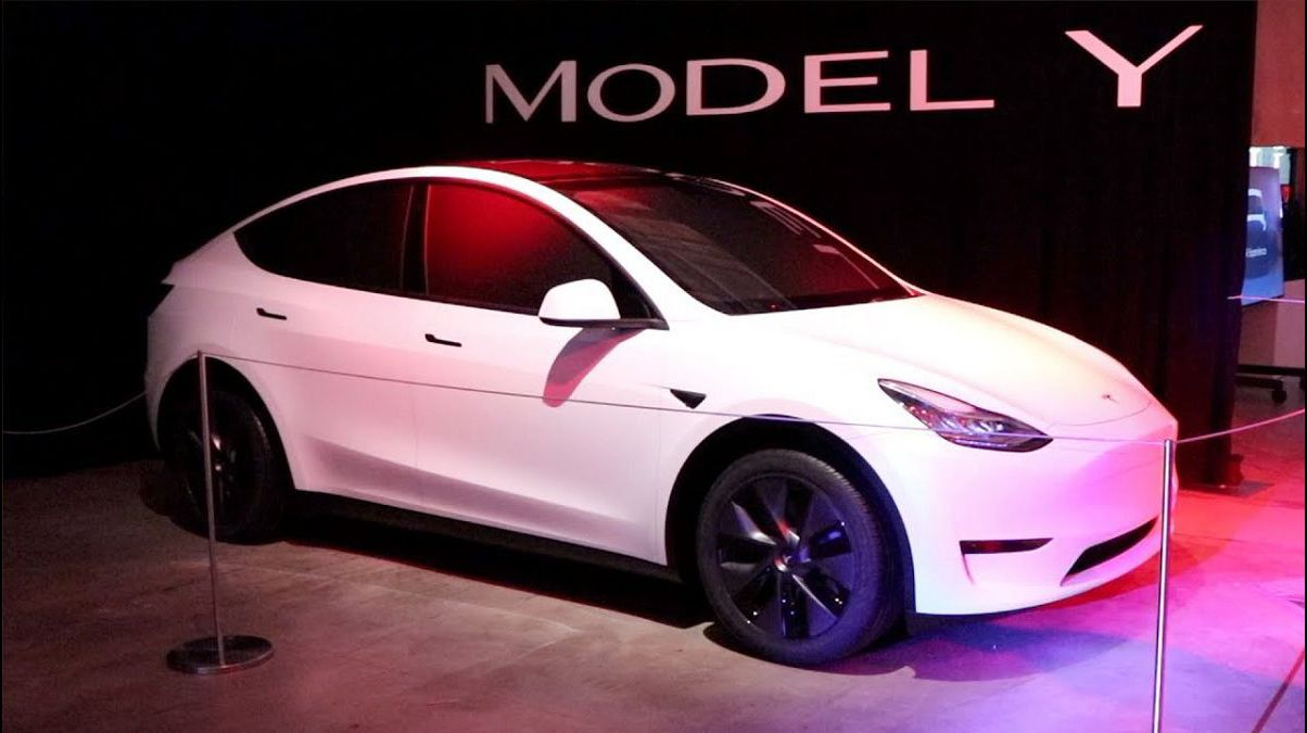2022 Tesla Model Y Buy Suv Msrp Wiki Lease Cost Photos News Release Unveil