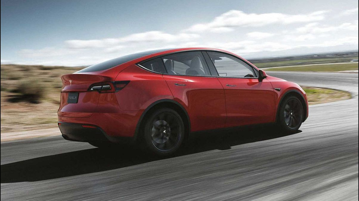2022 Tesla Model Y Deliveries Interior For Sale Performance White