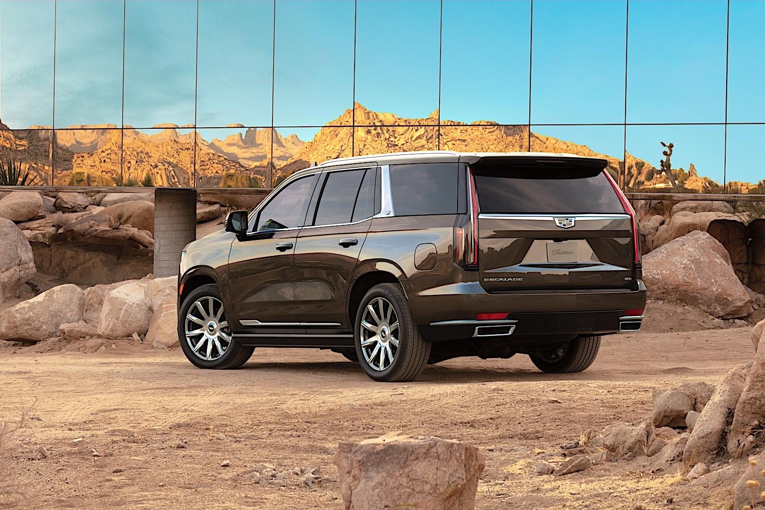 2022 Cadillac Escalade Esv Mods Msrp Rims Size Tires 2004