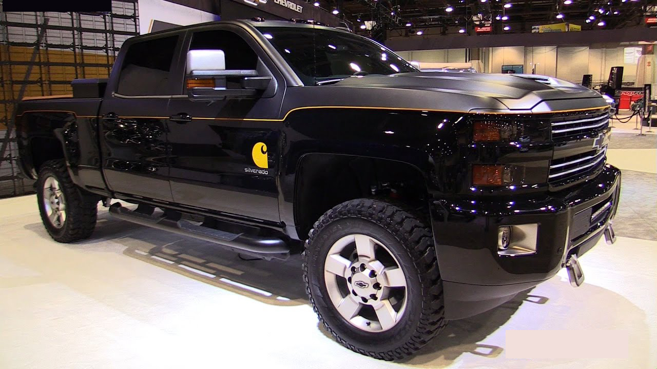 2022 Chevy Silverado Carharrt Edition Center Caps Wheels And Tires Console