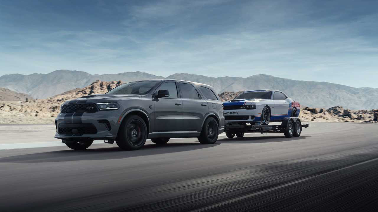 2022 Dodge Durango Srt Hellcat Prices Horsepower
