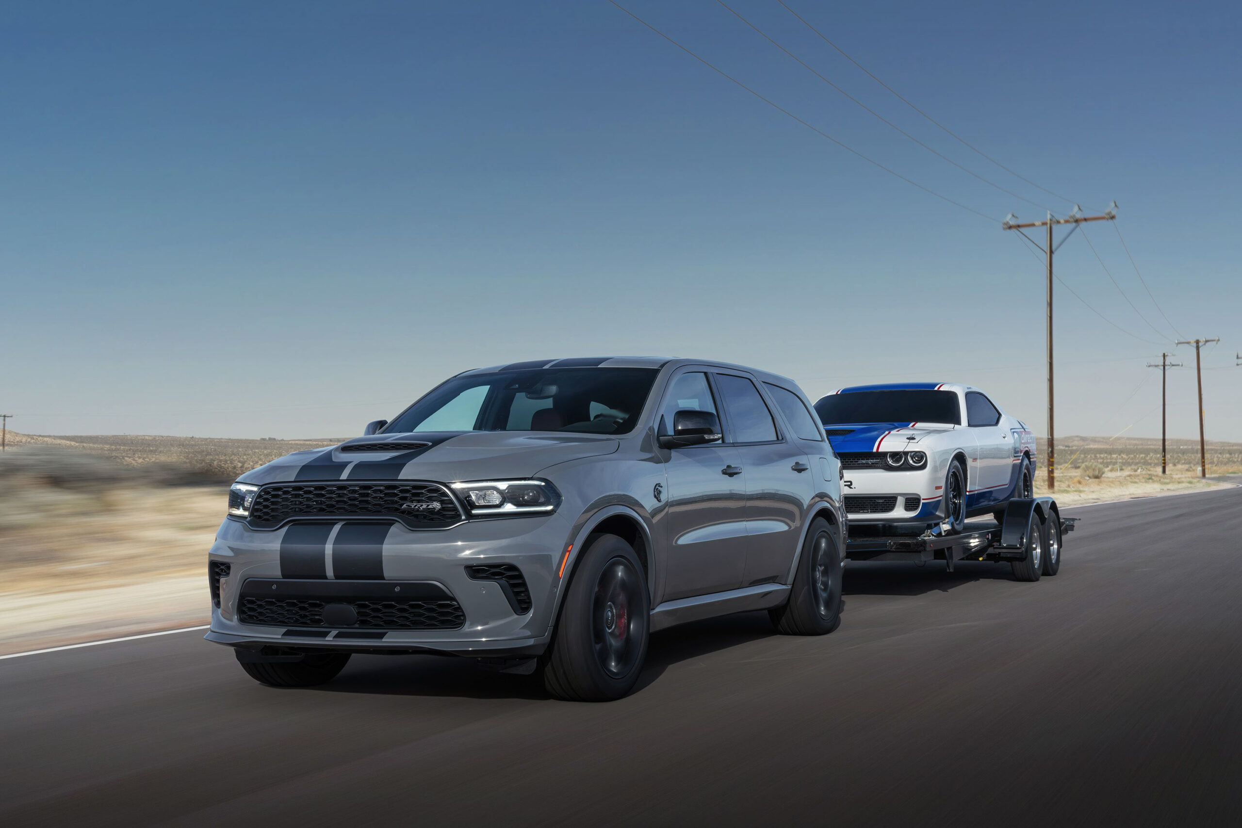 2022 Dodge Durango Srt Hellcat Sound Review Exhaust