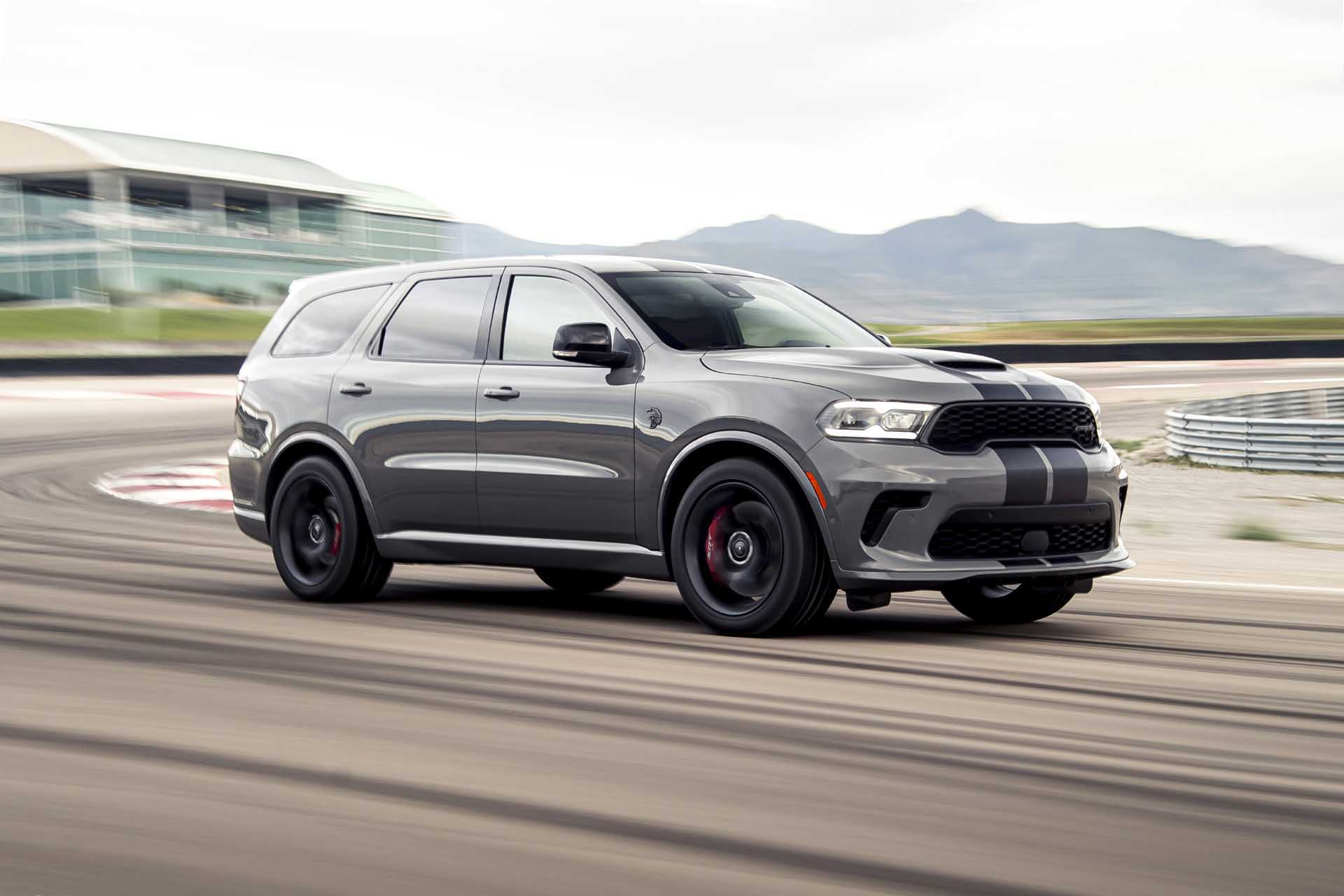 2021 Dodge Durango Srt Hellcat: Dodge//srt Introduces The Most P