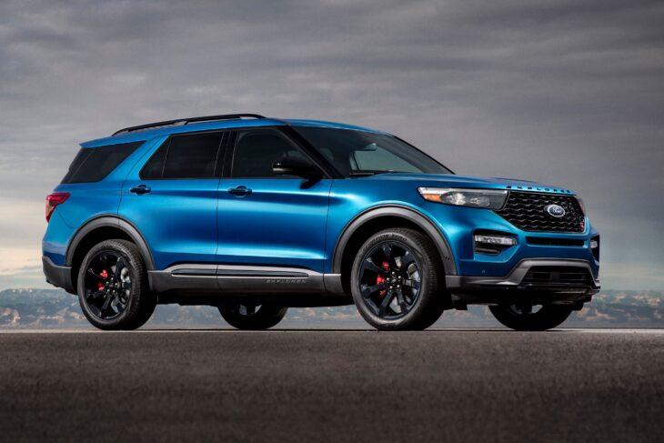 2022 Ford Explorer Platinum Base 4wd Safety Ratings