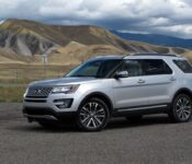 2022 Ford Explorer Platinum Limited 4wd St Reviews