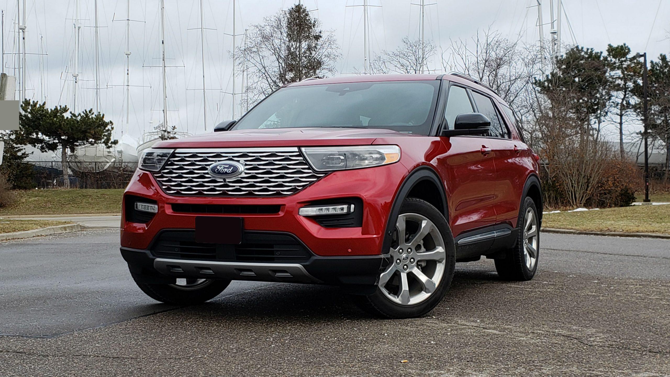 2022 Ford Explorer Platinum Lug Nut Torque Limited 4wd Cost