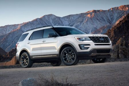 2022 Ford Explorer Platinum Police Interceptor For Sale