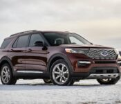 2022 Ford Explorer Platinum Specs Interior Limited