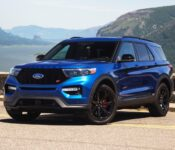 2022 Ford Explorer Platinum St Reviews Colors