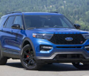 2022 Ford Explorer Platinum Towing Capacity Chart Xlt For Sale
