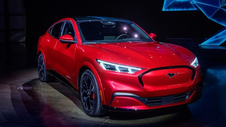 2022 Ford Mustang Mach E 0 To 60 Time Suv