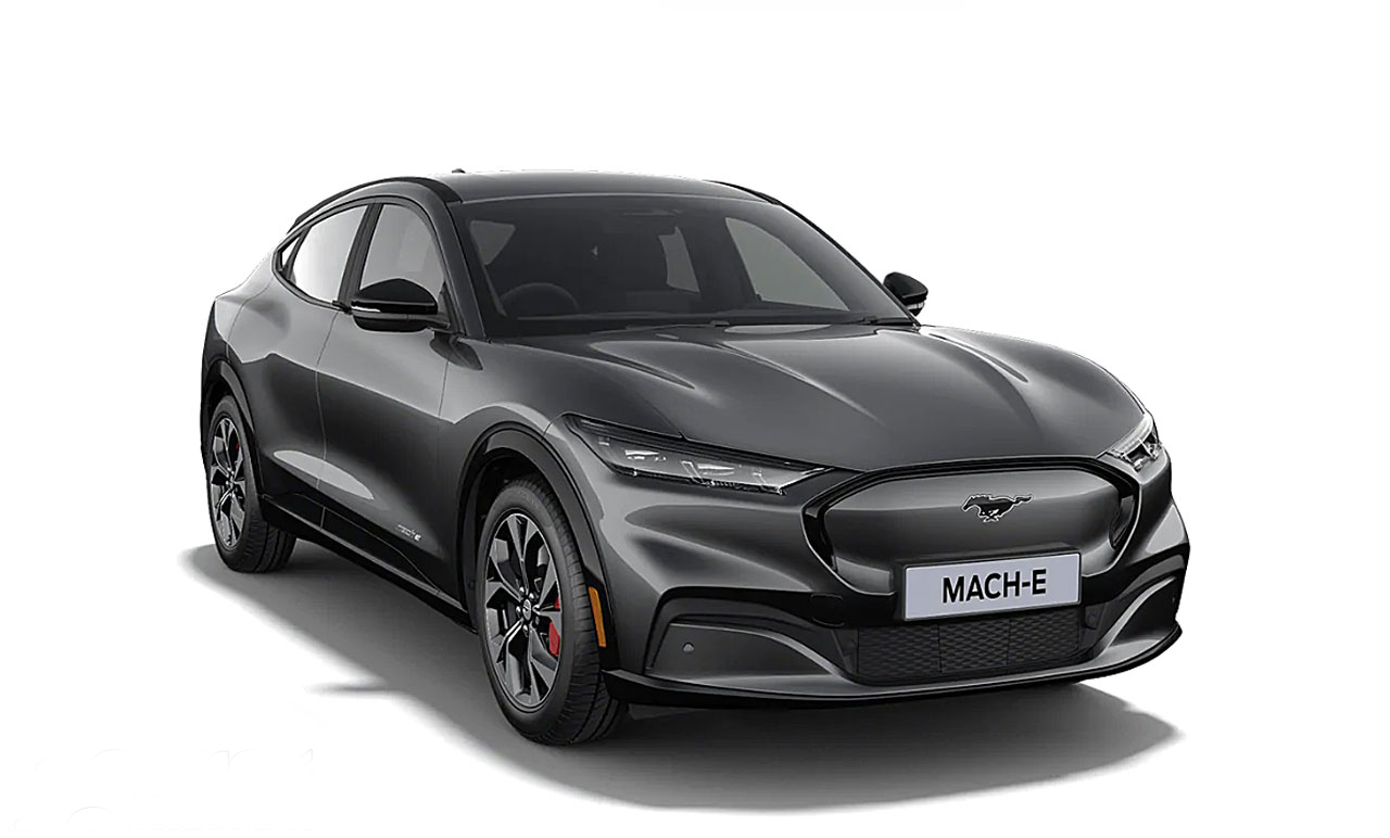 2022 Ford Mustang Mach E Cost Msrp Dition