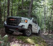 2022 Gmc Canyon At4 Denali Changes At4 Review Diesel Elevation Standard