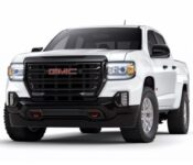 2022 Gmc Canyon At4 Pickup Colors Elevation At4 Trim