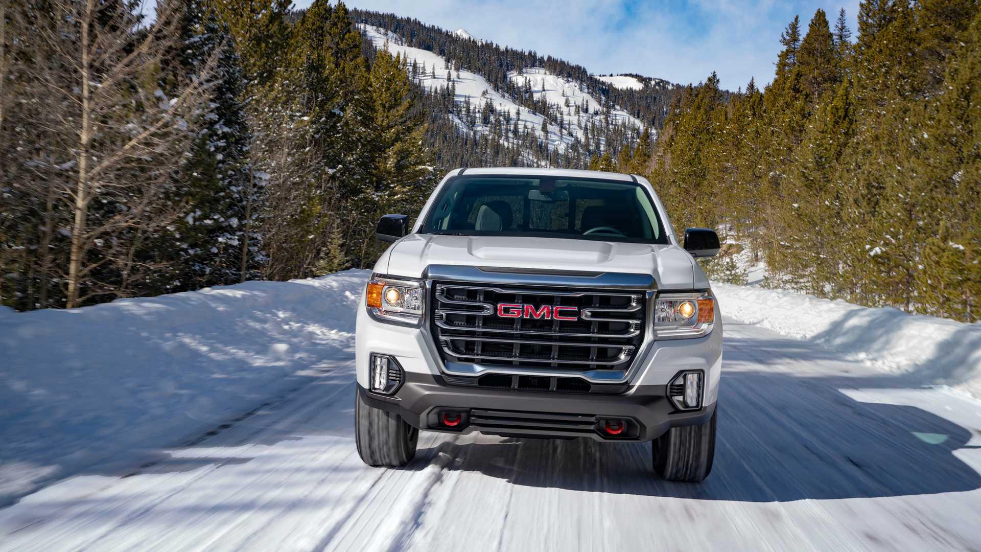 2022 Gmc Canyon At4 Specs Prices Denali At4 Pickup Trucks