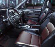 2022 Honda Ridgeline Models Inside Spy Photos Type R