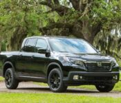 2022 Honda Ridgeline Redesign Dimensions Black Edition Spy Photos