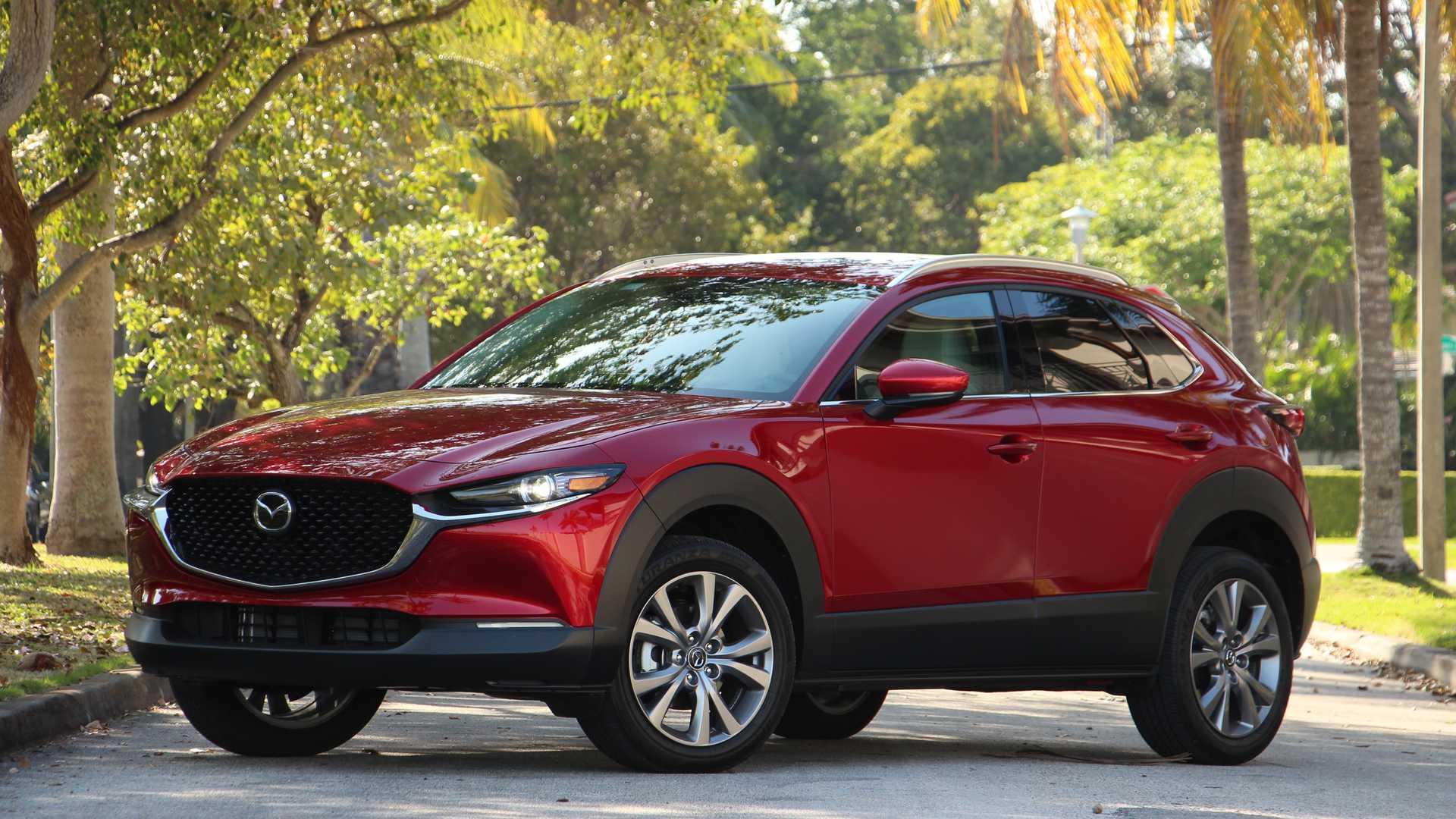 2022 Mazda Cx 30 Premium 0 60 Awd Msrp News Hybrid