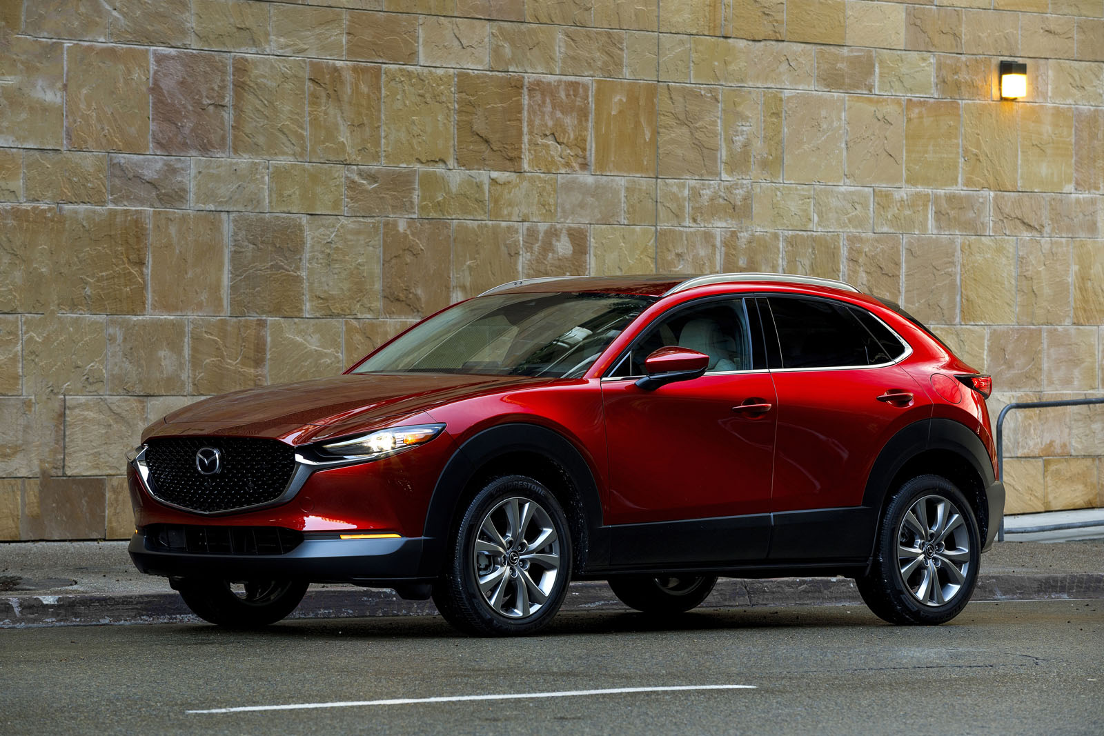 2022 Mazda Cx 30 Premium Dashboard Mpg Suv Vin