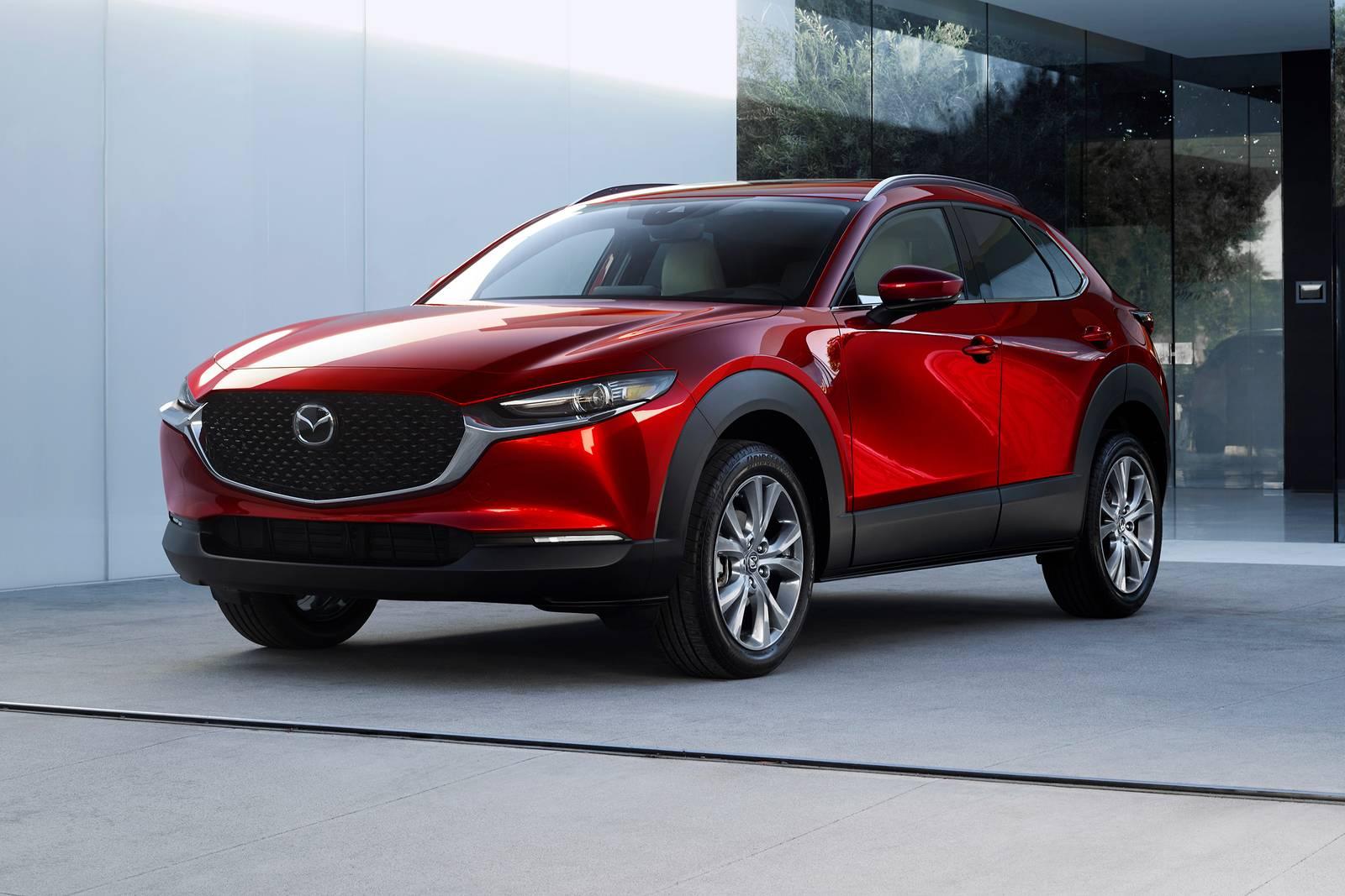 2022 Mazda Cx 30 Premium Price Specs Trims Width