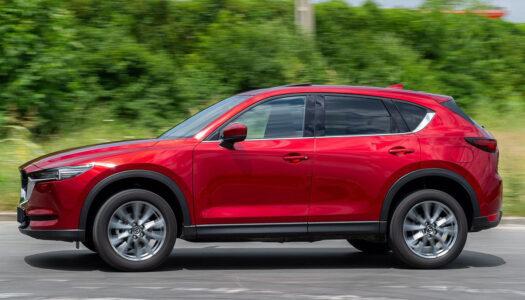 2022 Mazda Cx 5 Model Neuer Nueva Nuevo