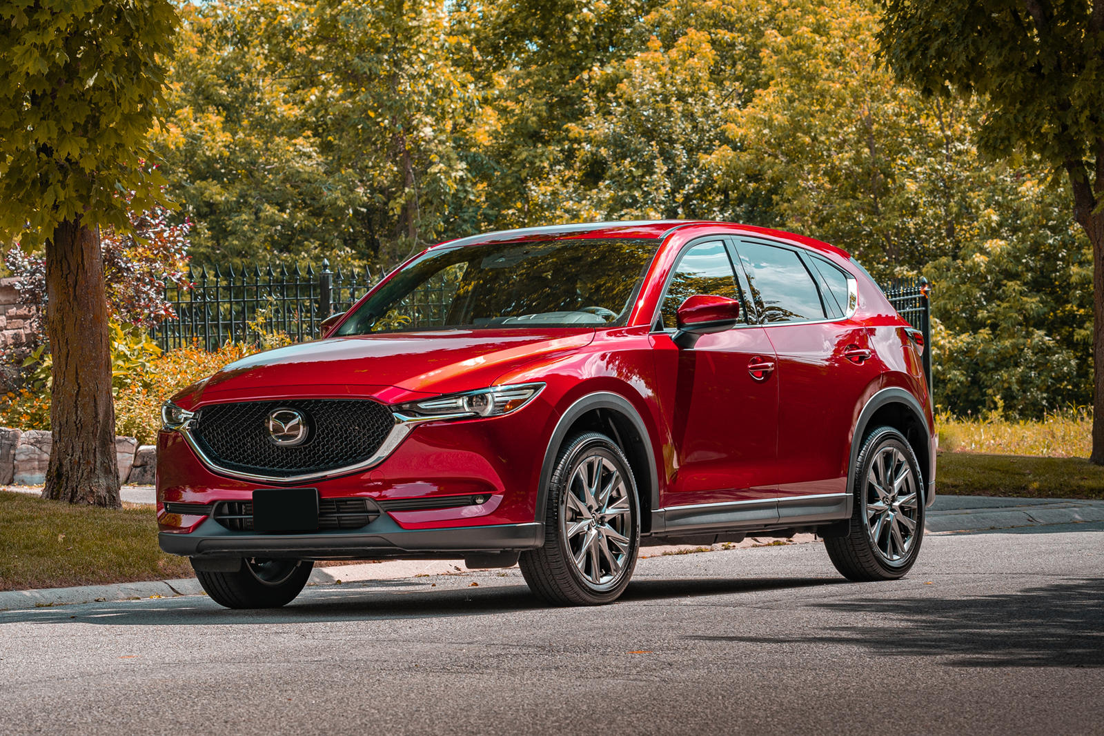 2022 Mazda Cx 5 Recalls Touring Auto Awd