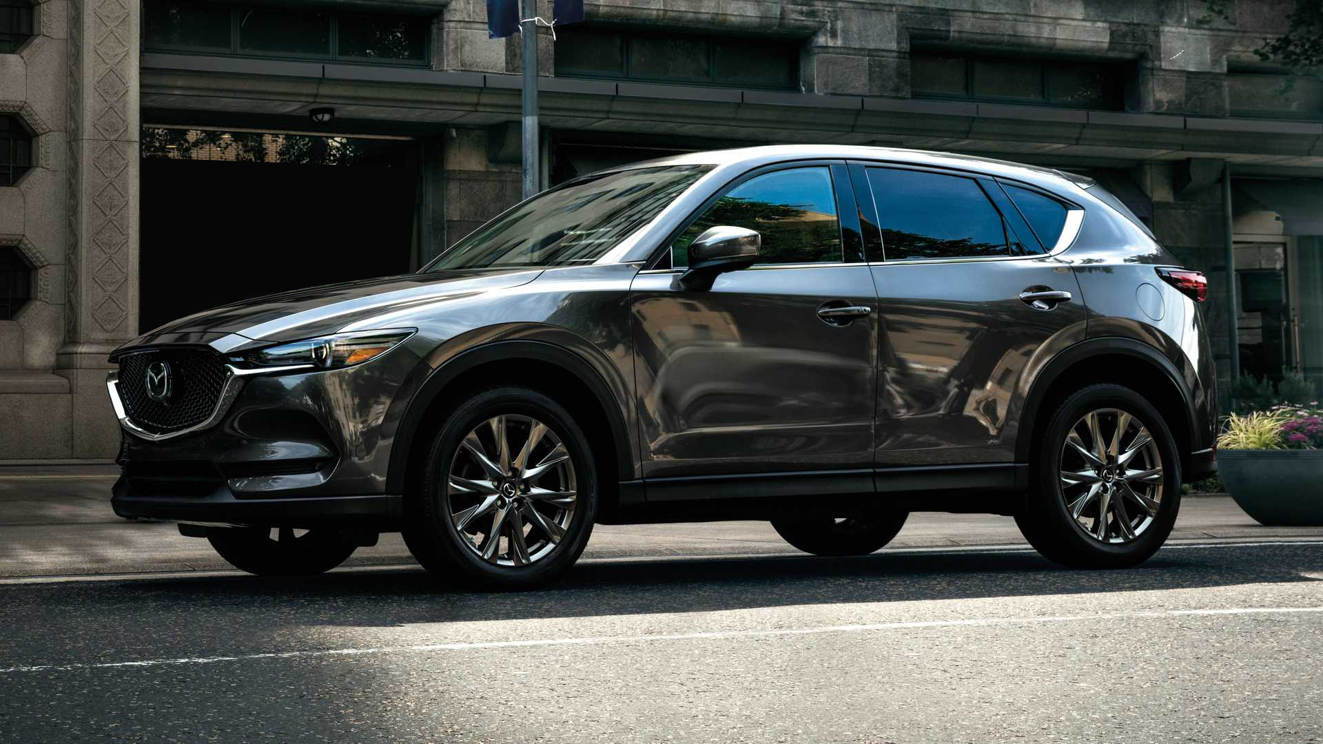 2022 Mazda Cx 5 Reviews Touring Awd Mpg