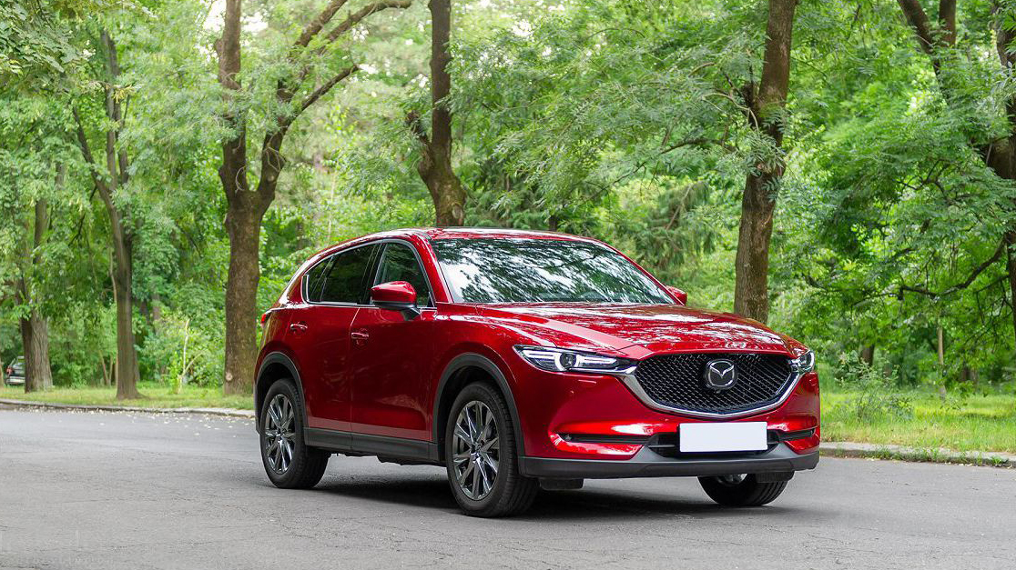 2022 Mazda Cx 5 Sport White Photos Turbo