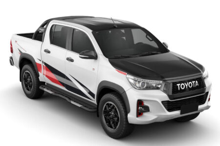 2022 New Toyota Hilux 2.0 Vigo Trucks Legend 50