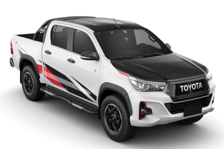 2022 New Toyota Hilux 2.0 Vigo Trucks Legend 50