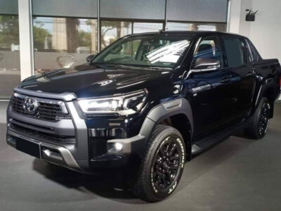 2022 New Toyota Hilux Bakkie Trucks Brochure