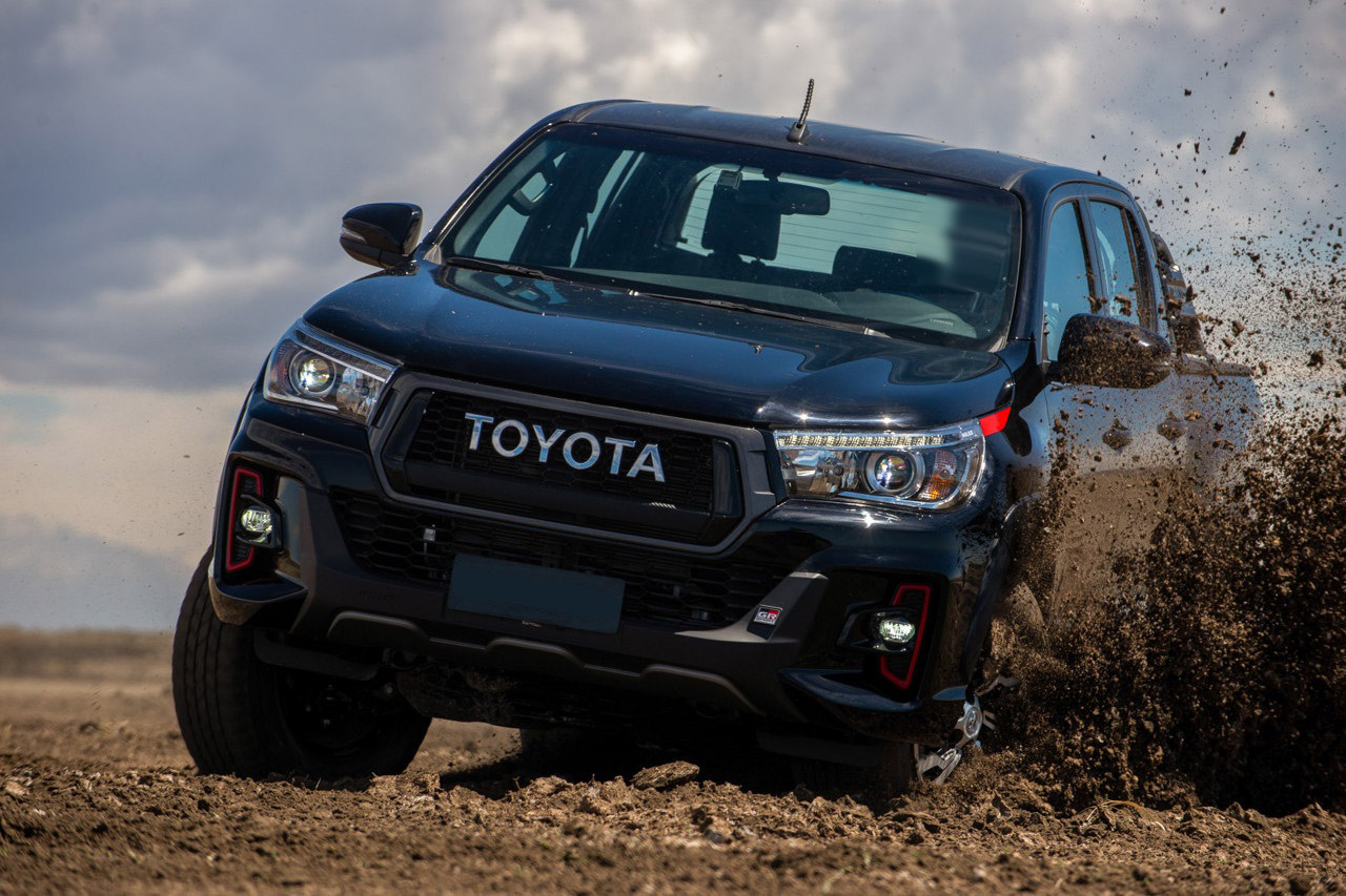 2022 New Toyota Hilux For Sale Double Cab Prices In Germany