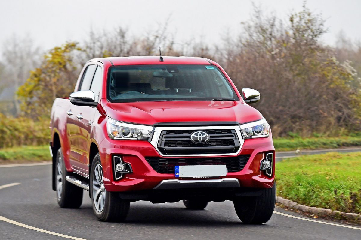 2022 New Toyota Hilux Model Off Road Fx Double Cab