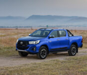 2022 New Toyota Hilux Pickup Price Double Cab