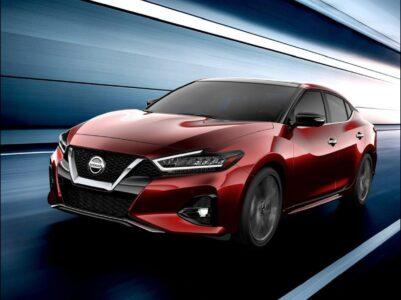 2022 Nissan Maxima Forum Sr Lease Pictures