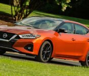 2022 Nissan Maxima Platinum Parts Accessories