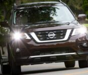2022 Nissan Pathfinder Parts Accessories Reviews Towing Capacity