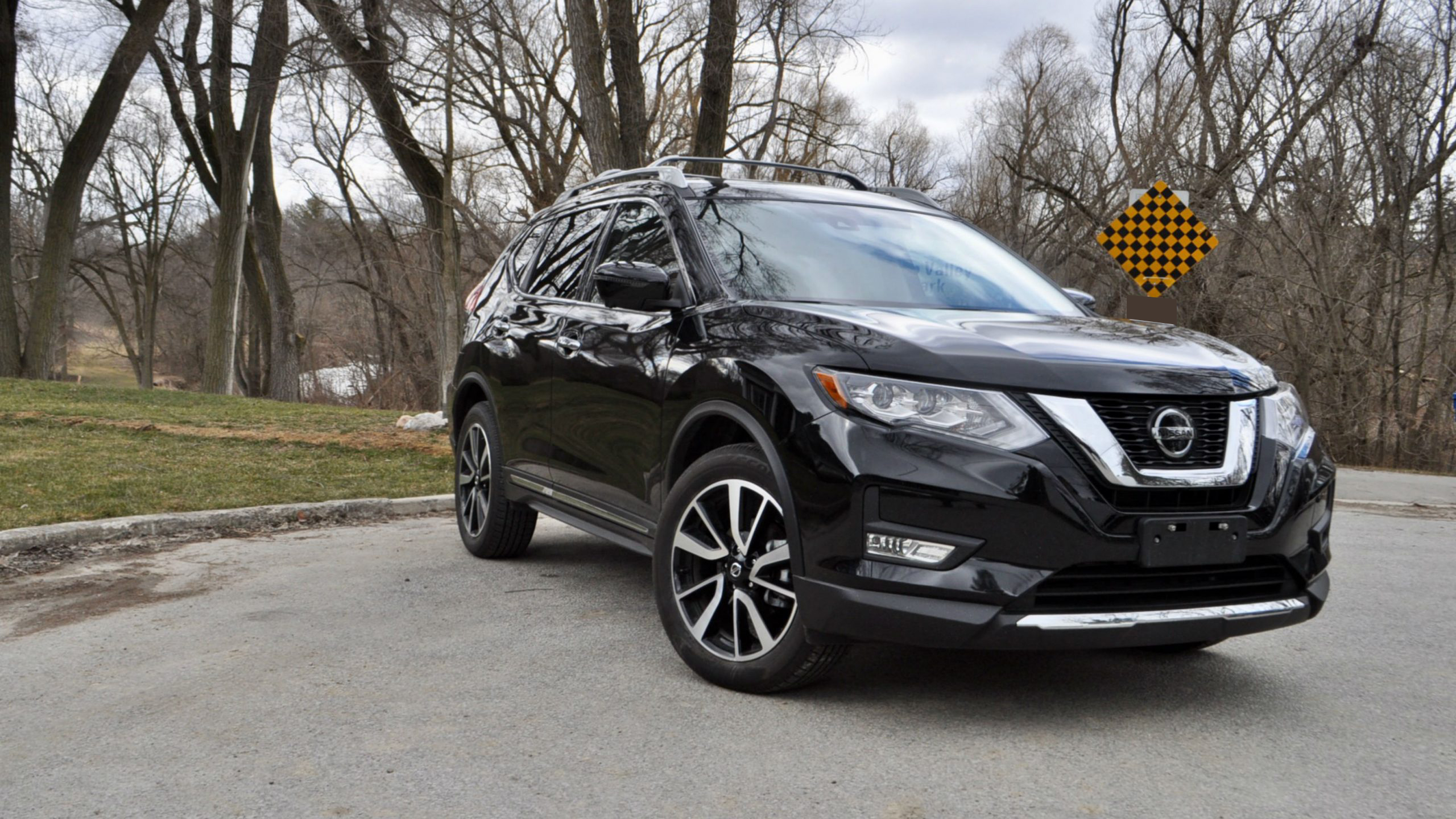 2022 Nissan Rogue Hybrid Games Accessories Roof Rack Cross Bars
