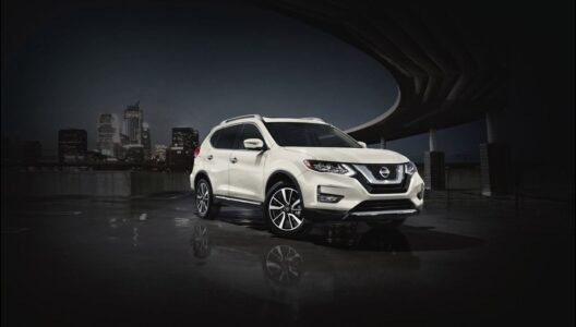 2022 Nissan Rogue App Accessories Roof Rack Cross Bars