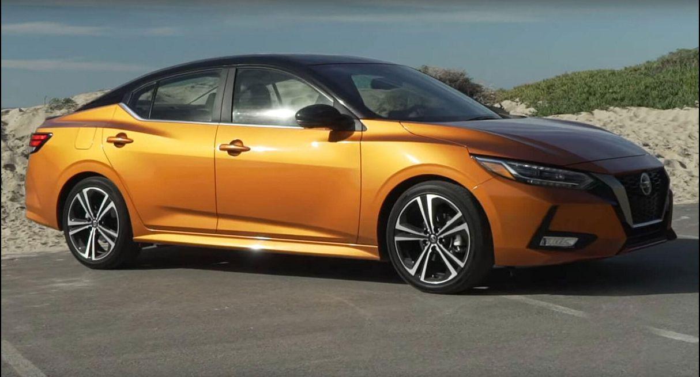 2022 Nissan Sentra Price Sr Sl Se R