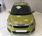 2022 Peugeot 108 Active Pack Premium Rear Bumper Open Price